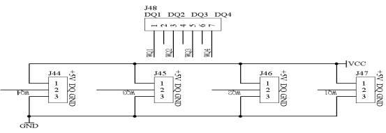 51单片机结构框架图