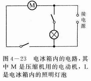 双重联锁正反转电路图开关