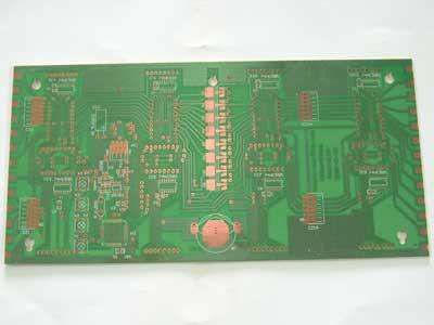 5mm多功能led点阵电路板