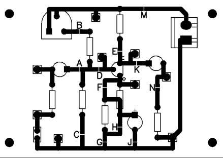 усилитель схема установки