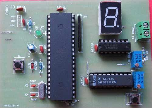 函数信号发生器套件