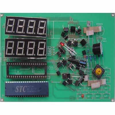 五一电子商品说明:《单片机电子密码锁套件