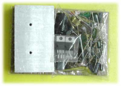 tda2030是单声道的功率放大集成电路