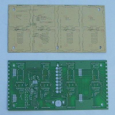 功能led点阵电路板