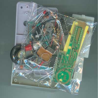 无线遥控门铃套件