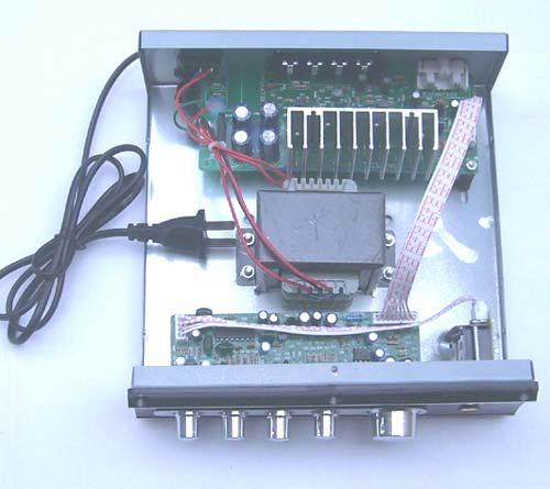 cd2399gp及外围元件组成卡拉ok电路