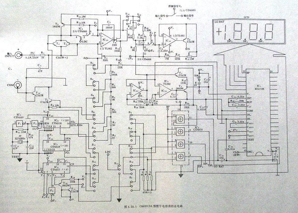 74系列芯片资料 (11661) 怎样安装AT51编程板的USB转串口软件?(8206) 步进电机驱动(1422) 自制大功率高效逆变模块 (1399) 部分万用表电路图集(1197) 应用资料-数字电路IC全系列名称查询表(1136) 场效应管工作原理(1125) 什么是超级电容(1061) 可调型汽车蓄电池充电器 (1031) 全新最简纯绿的绘电路图软件(1008) 标准手机锂电池充电器(978) DC6V可充电应急灯电路(970) DS1302 涓流充电时钟保持芯片的原理与应用(940) 微型停电应